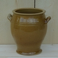 Old fashion fermentation pot